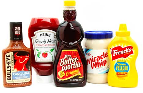 Toxic condiments to avoid - 21 Day Body Makeover - George DiGianni